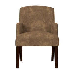 Larose Solid Wood Arm Chair by Red Barrel..