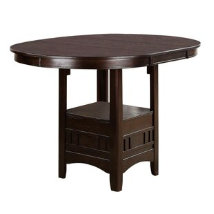 Parkinson Wooden Counter Height Dining Table