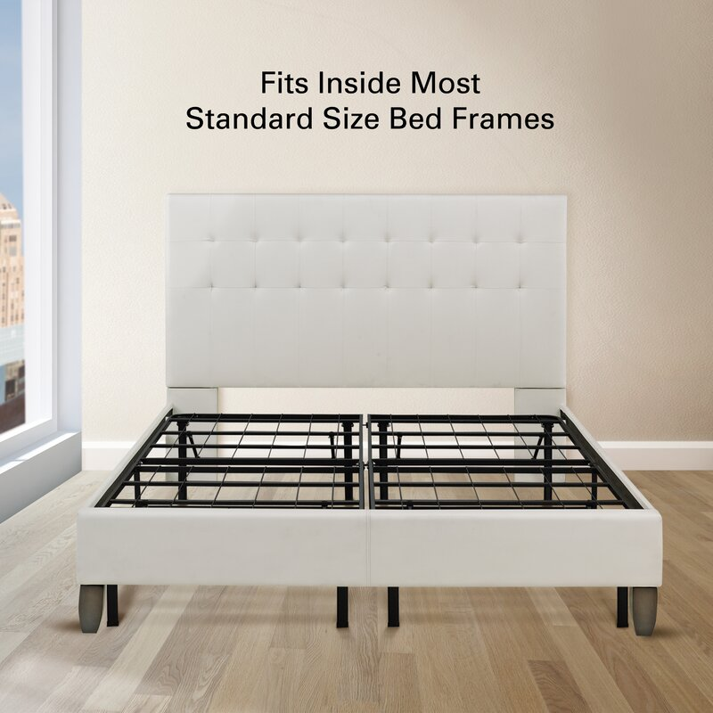 style frames inch box size home free shipping metal priage bed garden queen frame product platform