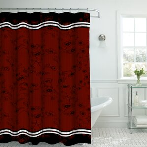 maroon shower curtain set. Oxford Fabric Weave Textured Shower Curtain Set 72 X 96 Liner Wayfair  fruitesborras com 100 Maroon Images The