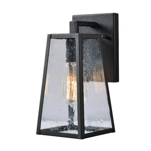 aurelia 1 light outdoor wall lantern - Outdoor Sconce Lighting