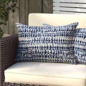 Demers Indoor/Outdoor Lumbar Pillow (Set of 2)