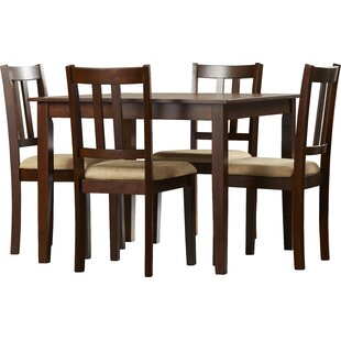 primrose road 5 piece dining set - Dining Table And Chair Set