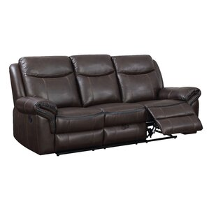 Hassen Transitional Reclining Sofa by Latitude Run