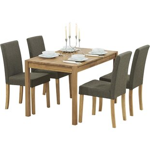 Oak Dining Table Sets Youll Love