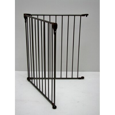 2 Panel Extension Convertible Pet Yard And Gate Crown Pet Products