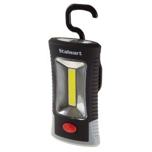 Powerful Magnetic LED Torch Light Work Lamp Lantern directional Car Garage Shop