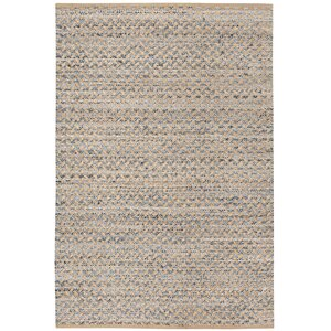 Reinheimer Hand Woven Blue/Natural Area Rug