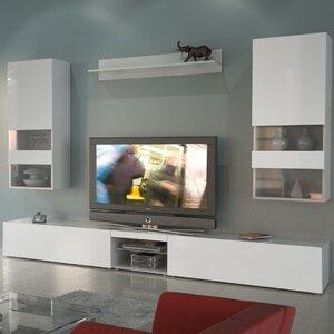 TV-Wohnwand Neverland für TVs bis 107