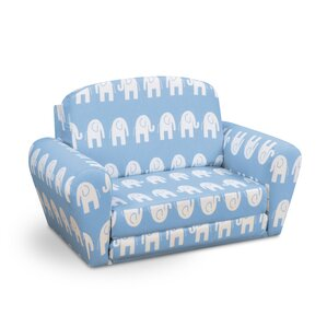 Gale Cotton Sweet Dreamer Kids Sofa by Harriet Bee