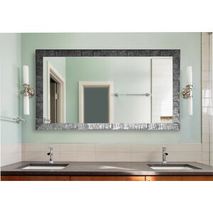 Safari Double Vanity Wall Mirror