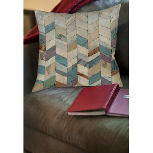 Monro Ii Printed Throw Pillow