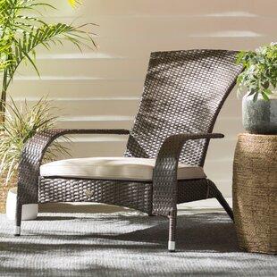 Superior Mitchem Adirondack Chair With Cushion
