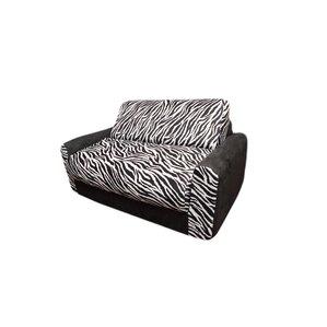 Micro and Zebra Kids Sofa Sleeper by Fun Furnishings