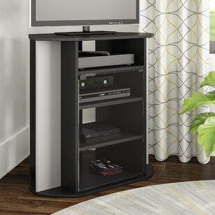 Up To 39 Inch Tv S Corner Tv Stands You Ll Love Wayfair