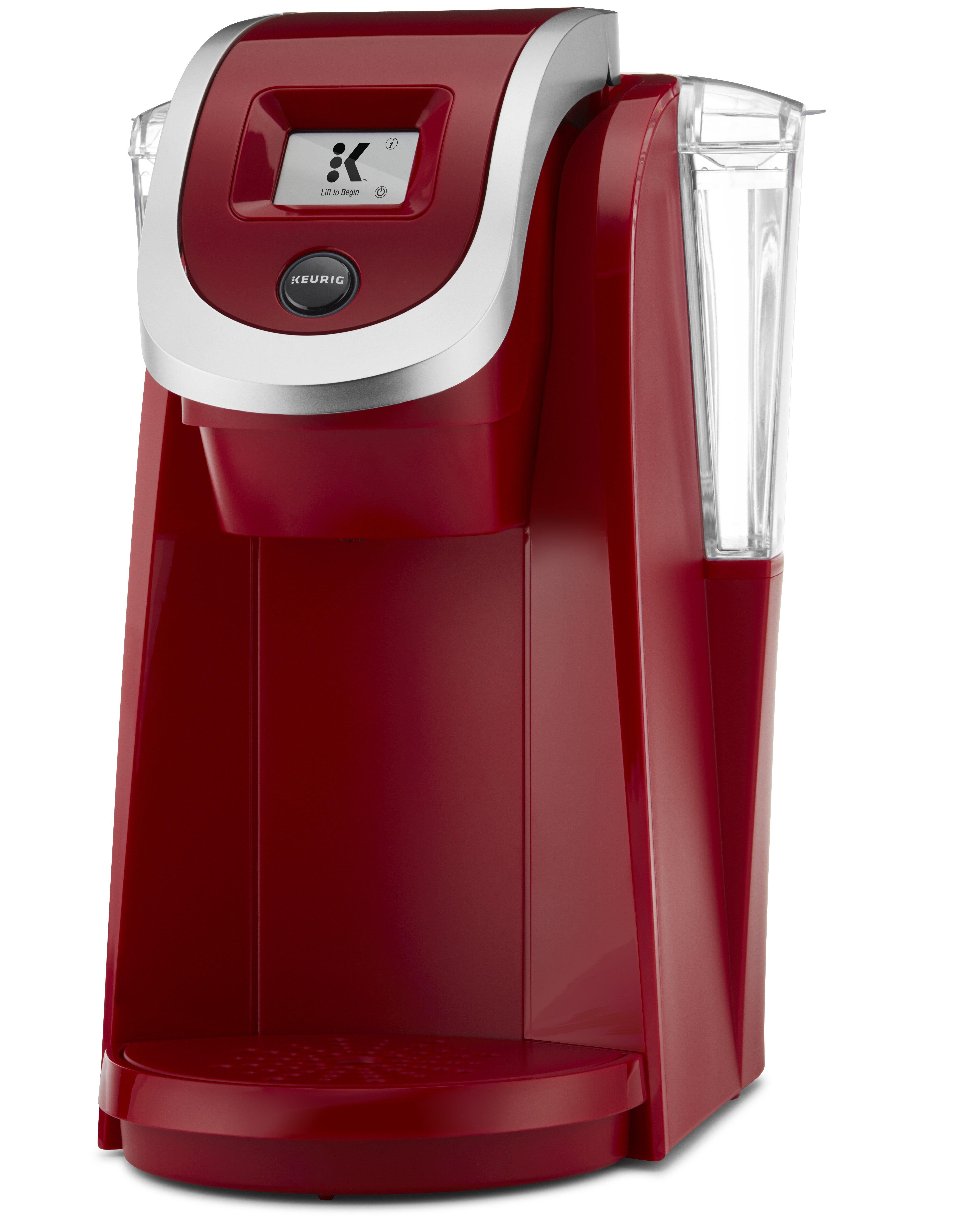 Keurig K250 Single Serve K Cup Pod Coffee Maker Reviews Wayfair
