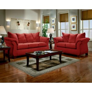 Andover Mills Nordham 2 Piece Living Room Set Image
