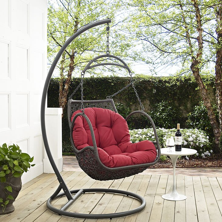 Superior Arbor Swing Chair With Stand