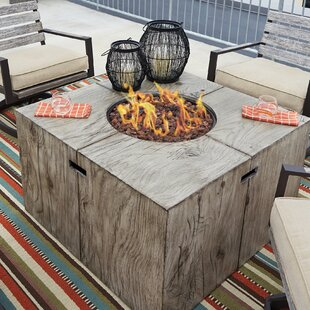 Indoor Fire Pit Table | Zef Jam