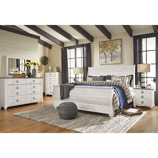 Naples Sleigh Configurable Bedroom Set