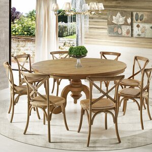 Firmin Round Dining Table by Mistana