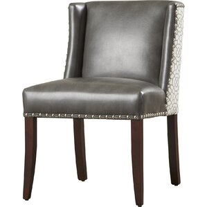 Marlin Genuine Leather Upholstered Dining..