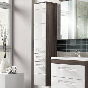 35 cm x 170 cm Badschrank Robin von Belfry Bathroom