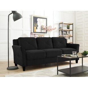 Black Sofas Youu0027ll Love | Wayfair