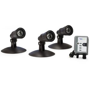 1-Light LED Spot Light (Set of 3)