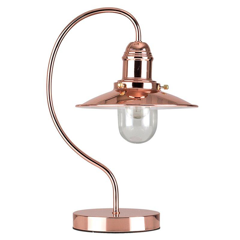 Ukai Fisherman 38cm Touch Table Lamp - MiniSun Ukai Fisherman 38cm Touch Table Lamp & Reviews Wayfair.co.uk