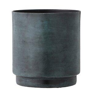 Crespin Flower Aluminum Pot Planter