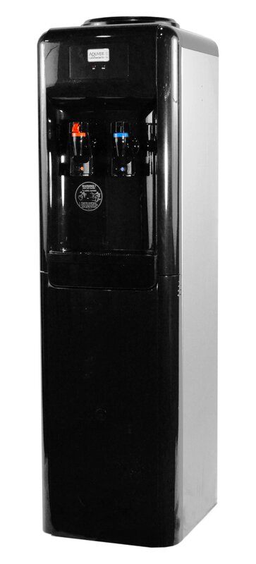 Aquverse Aquverse Top Loading Free Standing Hot And Cold