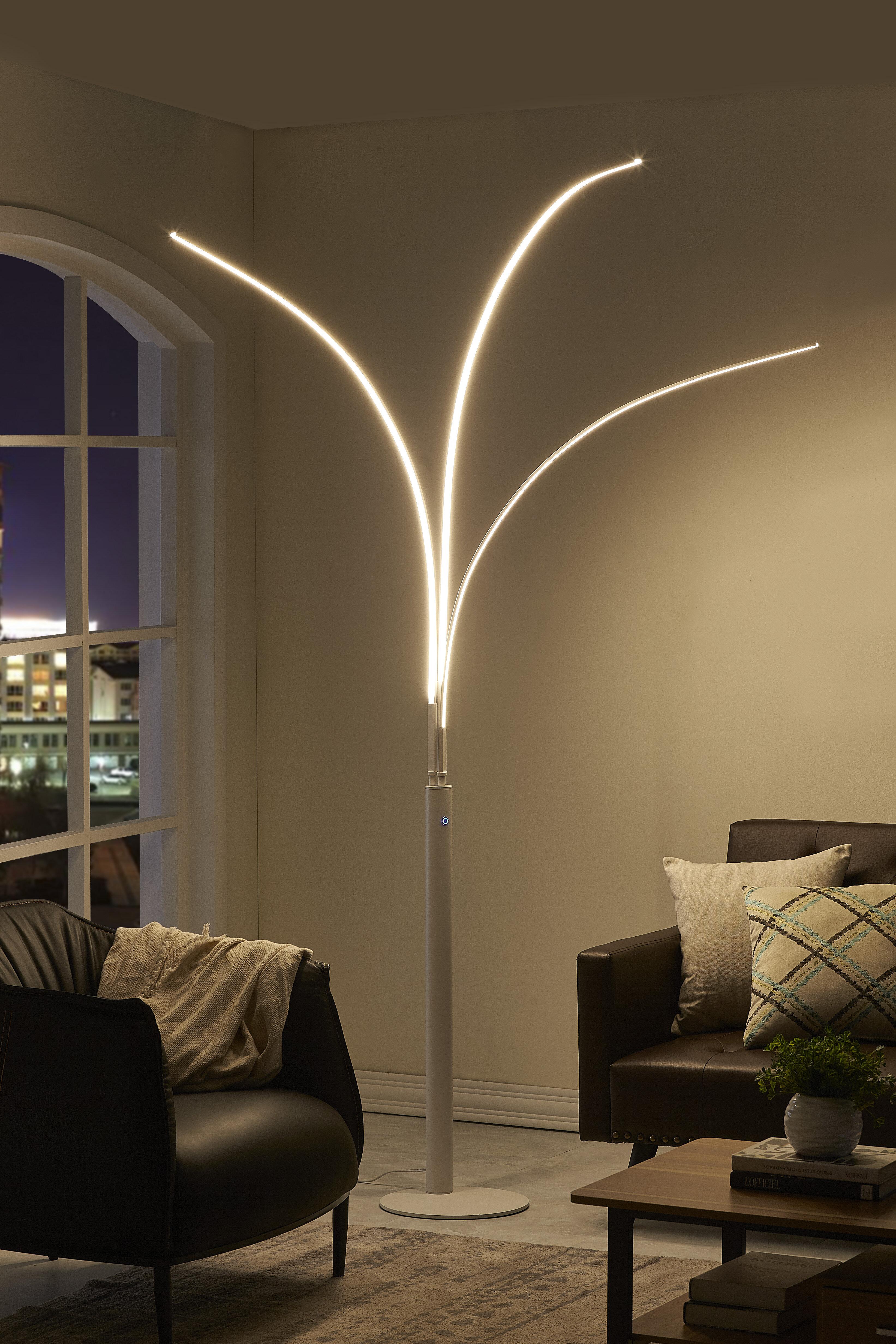 orren ellis brinkman 92 led tree floor lamp w piid=0