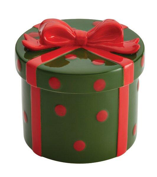 Mccoys Christmas Trees: Cake Boss Stoneware Cookie Jar & Reviews
