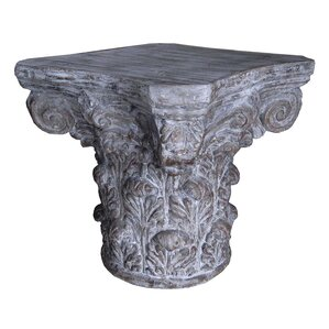 Coatsworth End Table by Astoria Grand