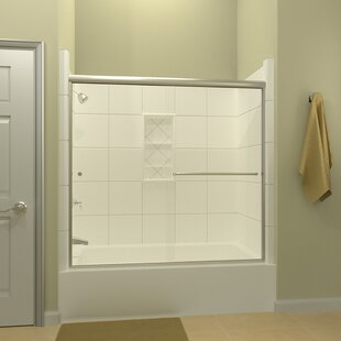 Shower bathtub doors youll love wayfair save to idea board planetlyrics Image collections