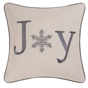 Laxman Joy Throw Pillow
