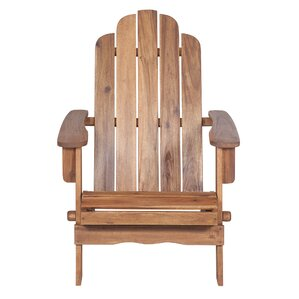 Imane Acacia Adirondack Chair