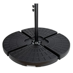 Carolyn Cantilever Water Weights For Offset Free Standing Umbrella Base Set Of 4
