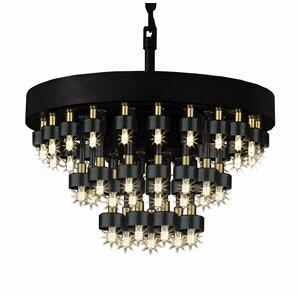 Venetta 44-Light Crystal Chandelier