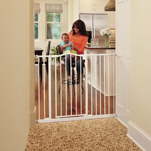Tall And Wide Portico Arch Gate By North States