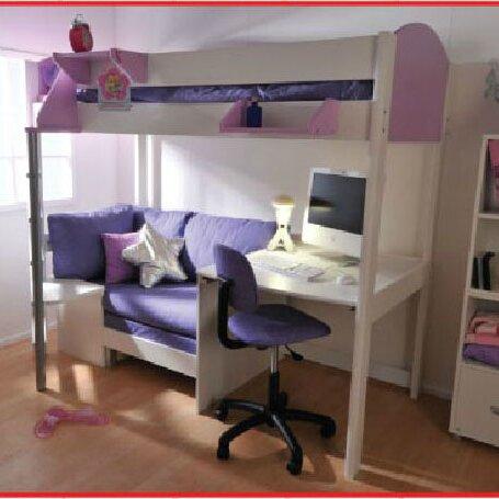 Casa Single High Sleeper Bed