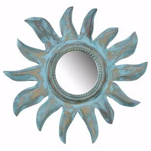 8adf8542a13 Cote Flamboyantly Designed Sun Accent Mirror