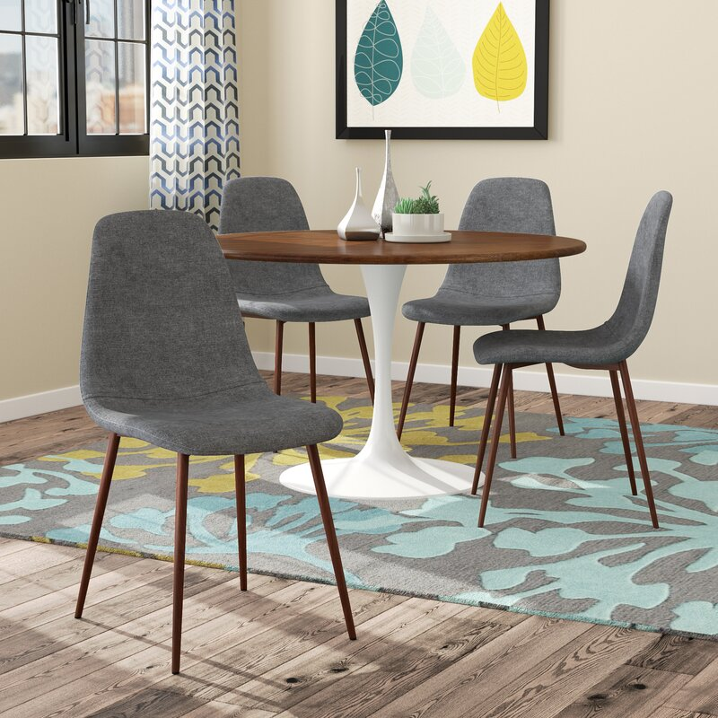 Magnificent Upholstered Dining Chairs Short Links Chair Design For Home Short Linksinfo