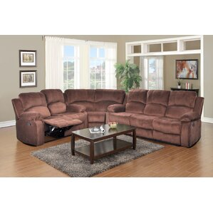 Maumee Reclining Sectional..