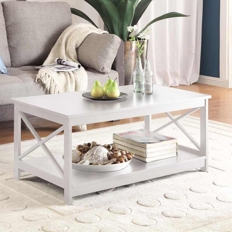 Beachcrest Home Stoneford Coffee Table & Reviews