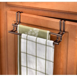 double overthedoor towel bar