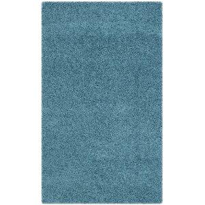 Acheson Turquoise Area Rug