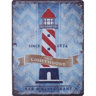 Lighthouse Wall Décor