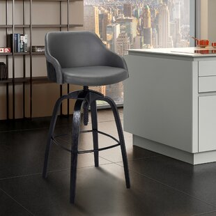 Fasano Adjustable Height Bar Stool